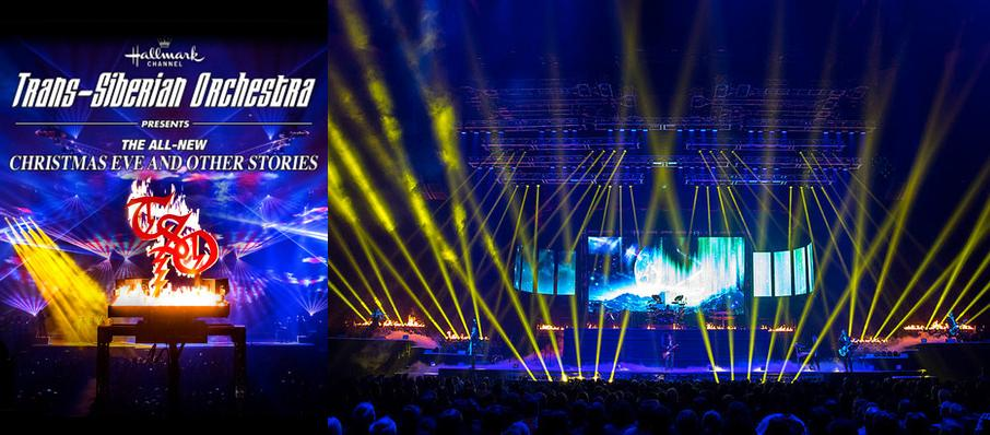 Trans-Siberian Orchestra at Bon Secours Wellness Arena