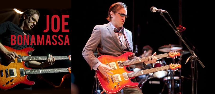 Joe Bonamassa at Bon Secours Wellness Arena