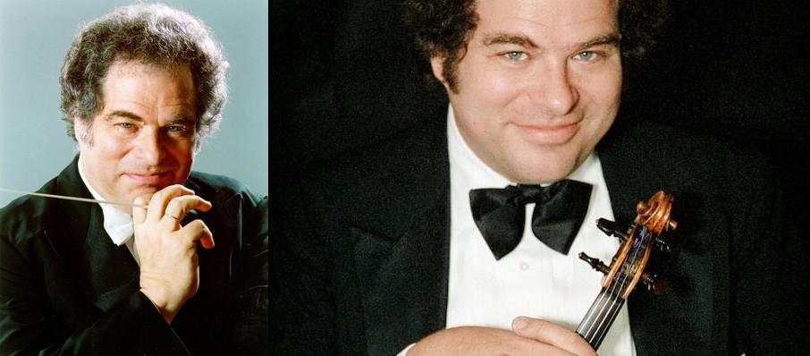 Itzhak Perlman at Peace Concert Hall