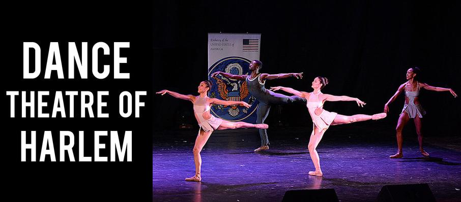Dance Theatre of Harlem at Peace Concert Hall