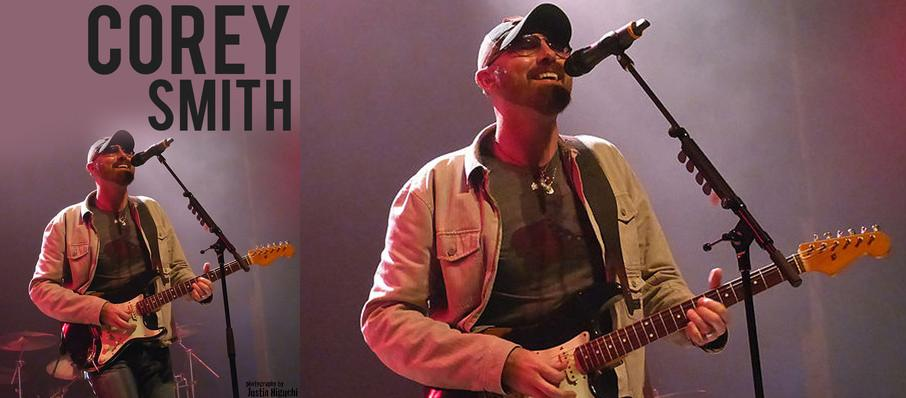Corey Smith at The Blind Horse Saloon