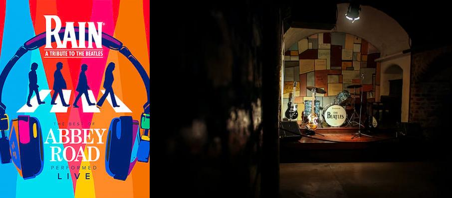 Rain - A Tribute to the Beatles at Peace Concert Hall