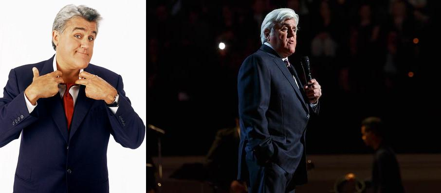 Jay Leno at Peace Concert Hall