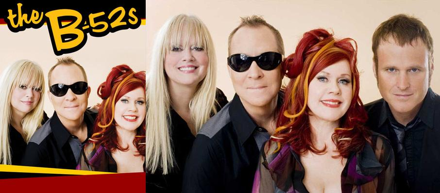 The B-52s at Peace Concert Hall