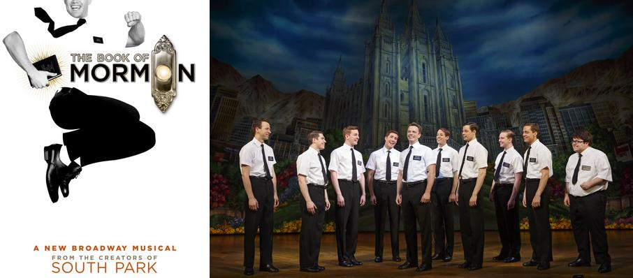 The Book of Mormon at Peace Concert Hall