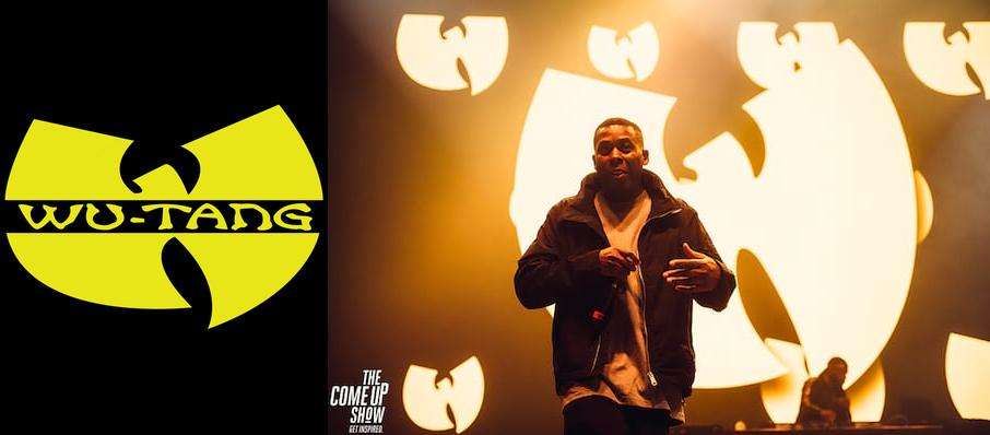 Wu Tang Clan at Heritage Park Amphitheatre