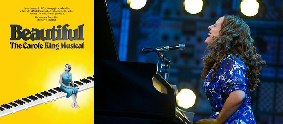 Beautiful: The Carole King Musical at Peace Concert Hall