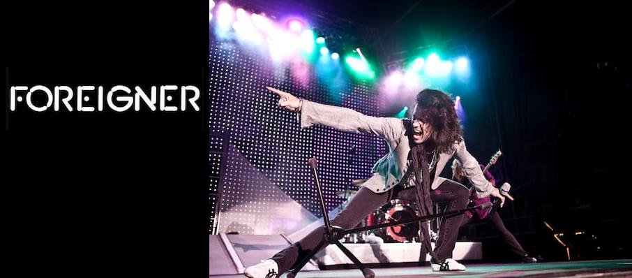 Foreigner at Heritage Park Amphitheatre