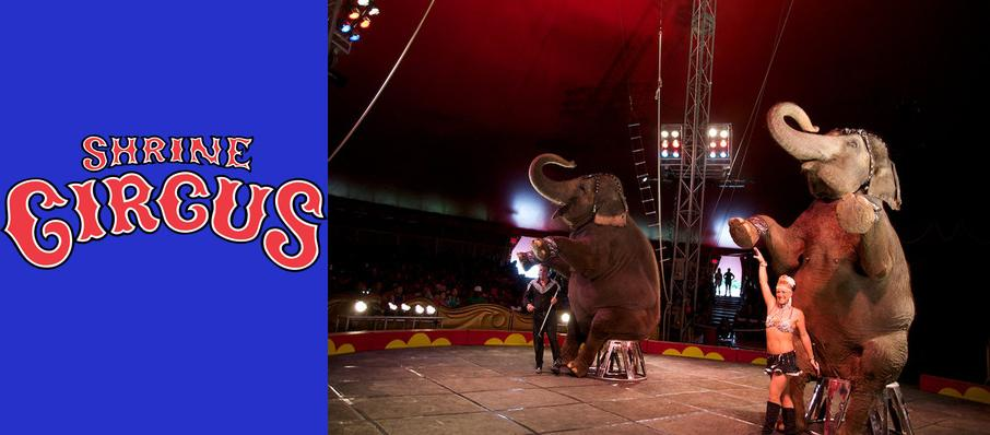 Shrine Circus at Timmons Arena