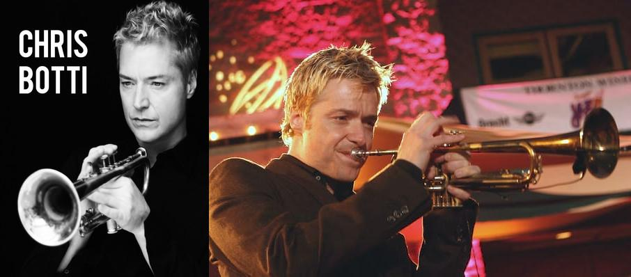 Chris Botti at Peace Concert Hall