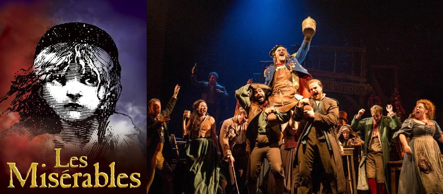 Les Miserables at Peace Concert Hall