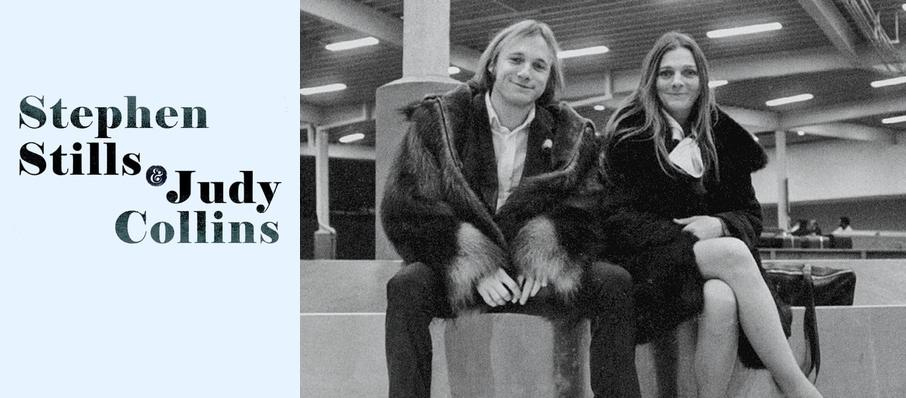Stephen Stills and Judy Collins at Peace Concert Hall