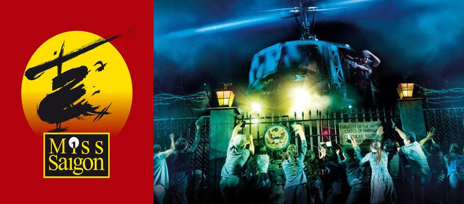 Miss Saigon at Peace Concert Hall
