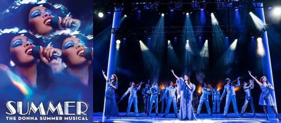 Summer: The Donna Summer Musical at Peace Concert Hall