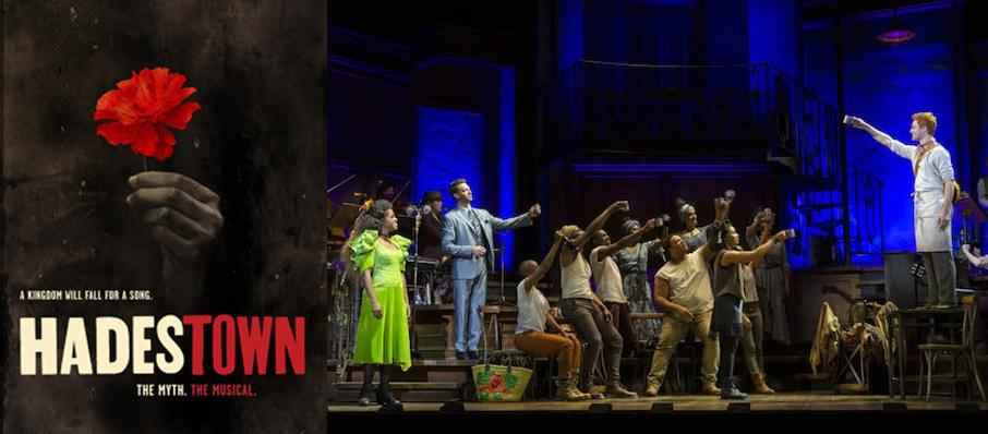 Hadestown at Peace Concert Hall