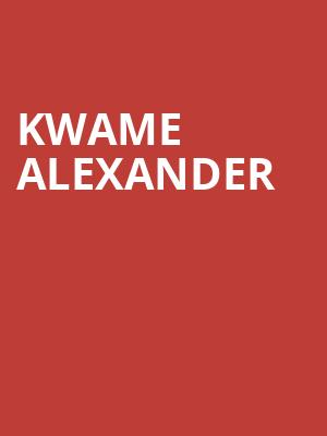 Kwame Alexander at Peace Concert Hall