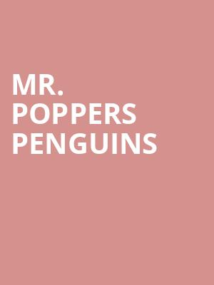 Mr. Poppers Penguins at Peace Concert Hall