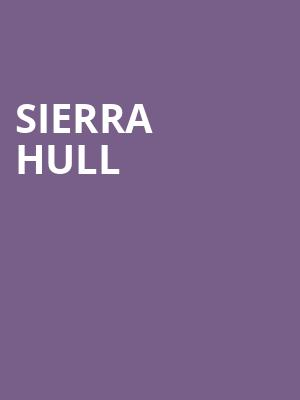 Sierra Hull at Peace Concert Hall