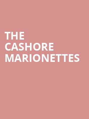The Cashore Marionettes at Peace Concert Hall