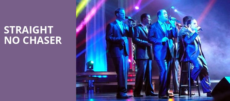 Straight No Chaser, Peace Concert Hall, Greenville