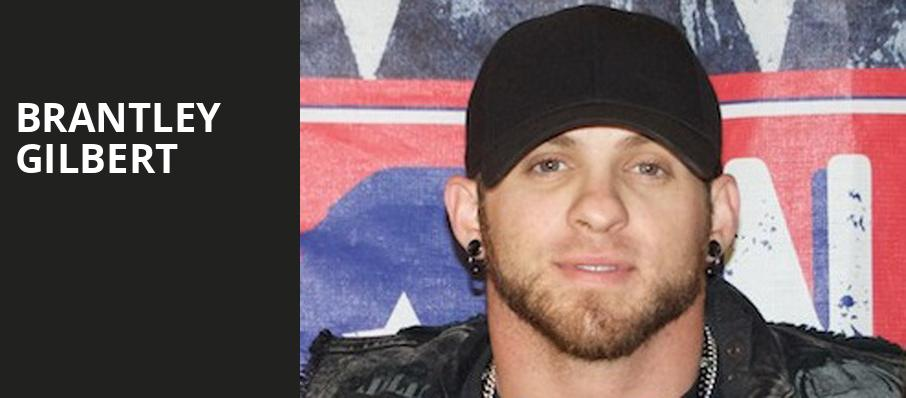 Brantley Gilbert, Bon Secours Wellness Arena, Greenville