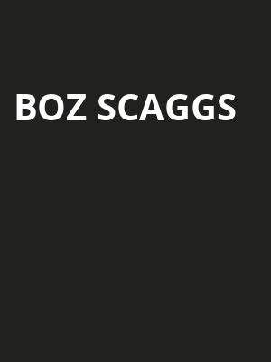 Boz Scaggs, Peace Concert Hall, Greenville