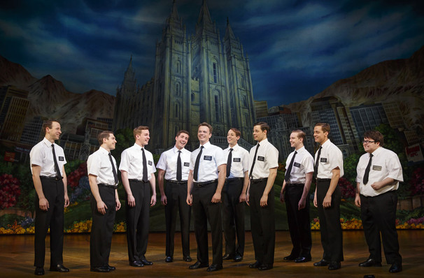 The Book of Mormon, Peace Concert Hall, Greenville