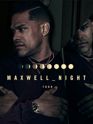Maxwell, Peace Concert Hall, Greenville