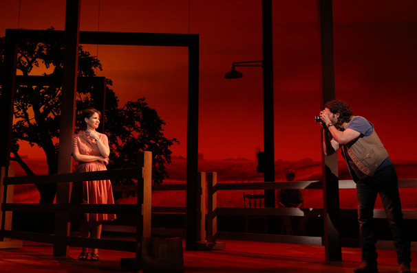 The Bridges of Madison County hits Greenville